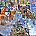Winter Fest Artist by Michael Frank Jr