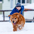 Winter Fun by Matt Dobson