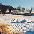 Winter In Granville Tennessee by Susan Stevens Crosby