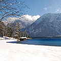 Winter Lake by Anthony Citro