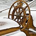 Winter On Board by Heiko Koehrer-Wagner