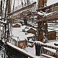 Winter On Deck by Heiko Koehrer-Wagner