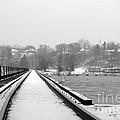 Winter Rails by Joel Witmeyer