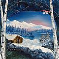 Winter Retreat by Dee Carpenter