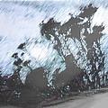 Winter Roadside by Lenore Senior