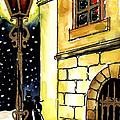 Winter Romance by Mona Edulesco