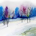 Winter Sorbet by Lynne Furrer