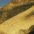 Winter Sunlight On Desert Mountains by Gordon Wiltsie