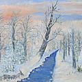 Winter Sunrise by Ben Kiger