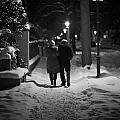 Winter Walk by Jannis Werner