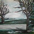 Winterland Slumber by Paula Cork