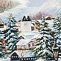 Wintertime In Vail 2286 by Wanta Davenport