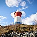 Winthrop Water Tower by Extrospection Art