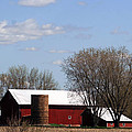 Wisconsin Farm by Kay Novy