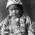 Wishram Girl 1909 by Granger