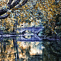 Wissahickon Creek At Bells Mill by Bill Cannon
