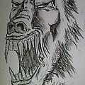 Wolf by Danny Merrifield