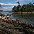 Wolfs Neck State Park by Paul Mangold