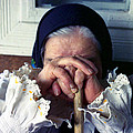 Woman From Maramures Romania by Emanuel Tanjala