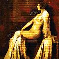Woman Of The Night by Georgiana Romanovna