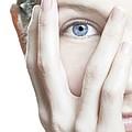 Woman's Eye by