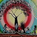 Women Under The Wisdom Tree by David Dunn