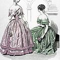 Womens Fashion, 1843 by Granger