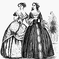 Womens Fashion, 1851 by Granger