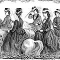 Womens Fashion, 1870 by Granger