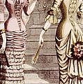 Womens Fashion, Circa 1880s by Everett