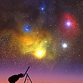 Wonder Of The Universe by Larry Landolfi