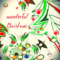 Wonderful Christmas by Jan Steadman-Jackson