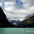 Wonderland Of Lake Louise by Karen Wiles