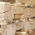 Wood Pallets by Shannon Fagan