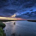 Wood River Saskatchewan Canada by Mark Duffy