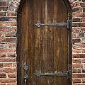 Wooden Door by John Greim