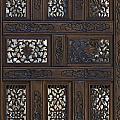 Wooden Door by Juan Silva