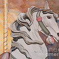 Wooden Horse by Margaret Westcamp