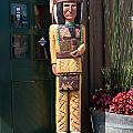 Wooden Indian by Carol Ailles