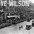 Woodrow Wilson In Paris by Granger