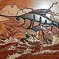 Woodwork by Carey Chen