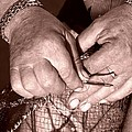Working Hands by Natasa Cvisic
