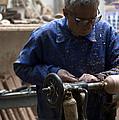 Working His Trade by Lorraine Devon Wilke