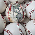 World Baseball by Garry Gay