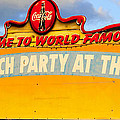 World Famous Party by David Lee Thompson