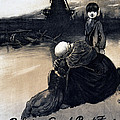 World War I, Poster Showing A Mother by Everett