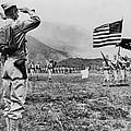World War II, Brigadier General E.b by Everett