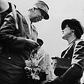 World War II. First Lady Eleanor by Everett
