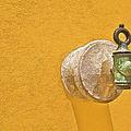Worn Brass Spigot  Of Medieval Europe by David Letts