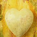Worn Heart by Garry Gay